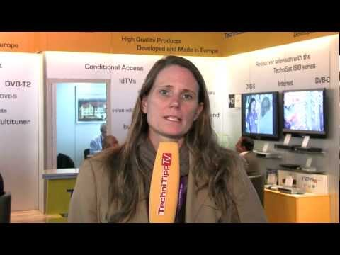 TechniSat on IBC 2011 Amsterdam